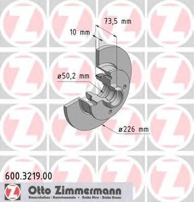 ZIMMERMANN 600.3219.00