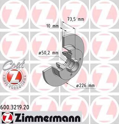 ZIMMERMANN 600.3219.20